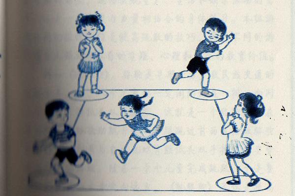 中国传统民间游戏图片;